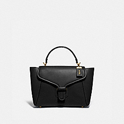 COURIER CARRYALL - 88348 - BRASS/BLACK