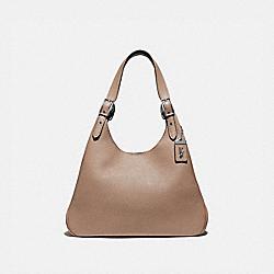 COACH 89004 - CASS SHOULDER BAG LH/TAUPE