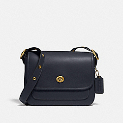 RAMBLER CROSSBODY - B4/MIDNIGHT NAVY - COACH 89127