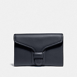 COURIER WALLET - B4/MIDNIGHT NAVY - COACH 89320