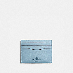 COACH 89680 Card Case V5/WATERFALL
