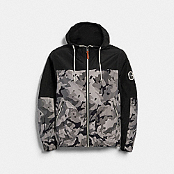 WINDBREAKER - 89736 - CAMO GREY/BLACK