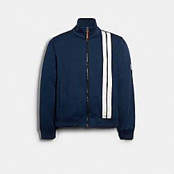 COACH 89746 Track Jacket NAVY