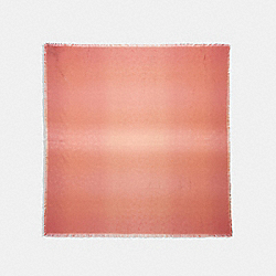 SIGNATURE OMBRE OVERSIZED SQUARE - 89795 - WASHED SUNRISE