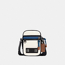 COACH 89904 - TERRAIN CROSSBODY IN COLORBLOCK QB/CHALK MULTI