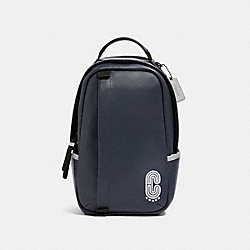 COACH 89910 - EDGE PACK WITH REFLECTIVE DETAIL QB/MIDNIGHT NAVY MULTI