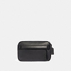 COACH 89917 Edge Belt Bag QB/BLACK