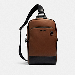 COACH 89934 - GRAHAM PACK QB/SADDLE