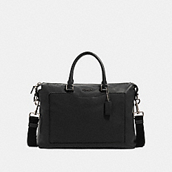 COACH 89954 Beckett Pocket Brief NI/BLACK