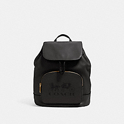 COACH 90399 Jes Backpack With Horse And Carriage IM/BLACK