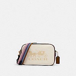 JES CROSSBODY IN COLORBLOCK - 91082 - IM/CHALK MULTI
