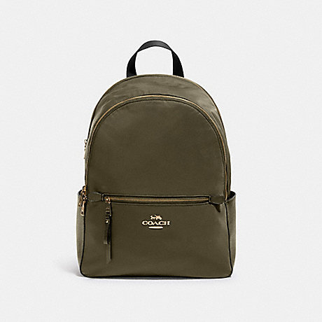COACH 91145 ADDISON BACKPACK IM/CANTEEN