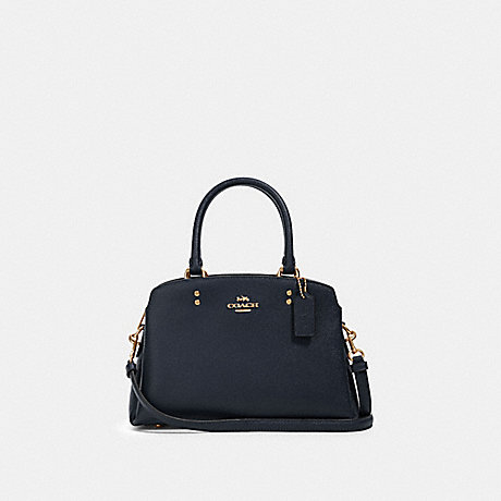 COACH 91146 MINI LILLIE CARRYALL IM/MIDNIGHT