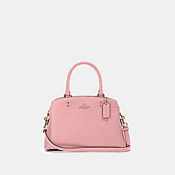 MINI LILLIE CARRYALL - 91146 - IM/BUBBLEGUM