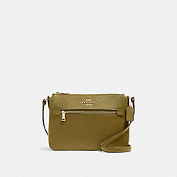 COACH 91148 - GALLERY FILE BAG IM/CITRON