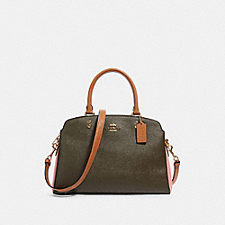 LILLIE CARRYALL IN COLORBLOCK - 91162 - IM/CANTEEN MULTI