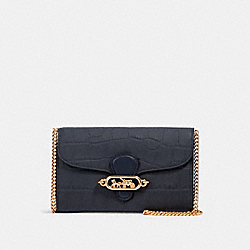 COACH 91182 - JADE CHAIN CROSSBODY IM/MIDNIGHT
