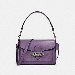 COACH 91395 - JADE MESSENGER SV/DUSTY LAVENDER