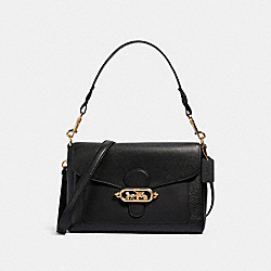 COACH 91396 - JADE MESSENGER IM/BLACK