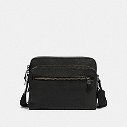 COACH 91484 West Camera Bag QB/BLACK