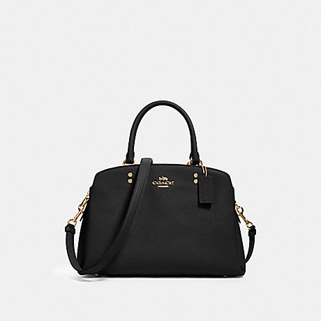 COACH 91493 LILLIE CARRYALL IM/BLACK