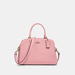 COACH 91493 - LILLIE CARRYALL IM/BUBBLEGUM