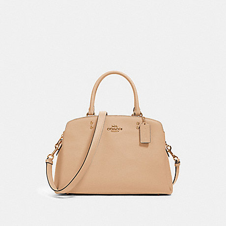 COACH LILLIE CARRYALL - IM/TAUPE - 91493