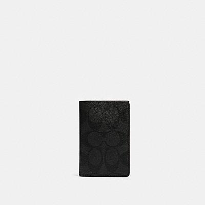 ビジネス カード ケース シグネチャー キャンバス