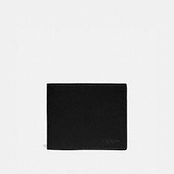3-IN-1 WALLET - 97739 - BLACK