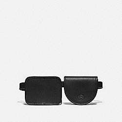 COACH 97742 Turnlock Convertible Multi Bag BLACK