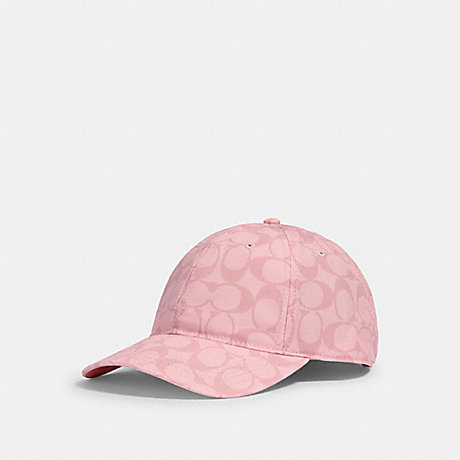 COACH 97846 HAT IN SIGNATURE PRINT BLOSSOM