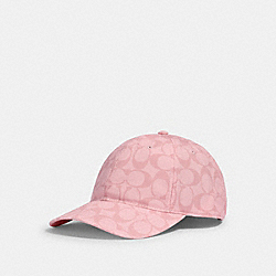 COACH 97846 - HAT IN SIGNATURE PRINT BLOSSOM