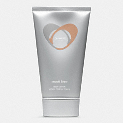 COACH B232 Coach Love Body Lotion