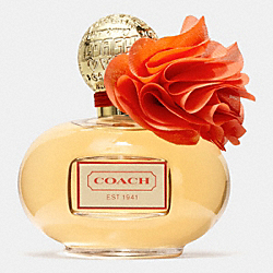 COACH B334 Poppy Blossom Fragrance GOLD/PINK
