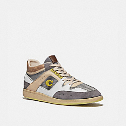 CITYSOLE MID TOP SNEAKER - HEATHER GREY - COACH C0495