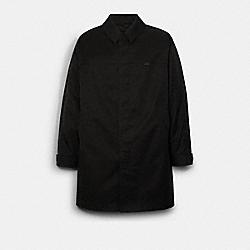 SEASONAL MAC COAT - BLACK - COACH C0916