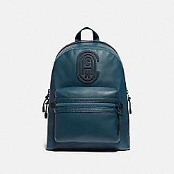 COACH C0931 Academy Backpack JI/SEA BLUE/MIDNIGHT NAVY