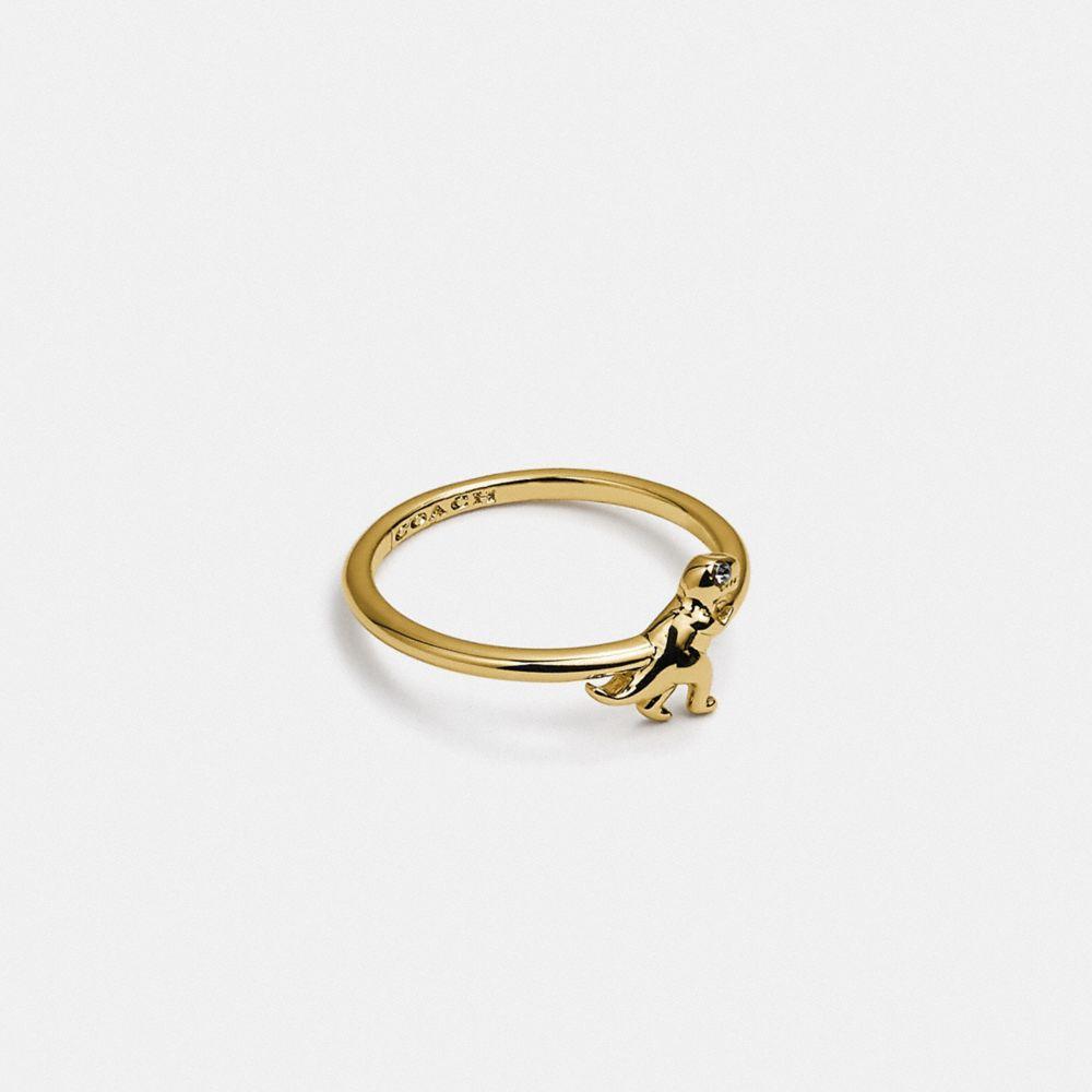 REXY 恐龍戒指