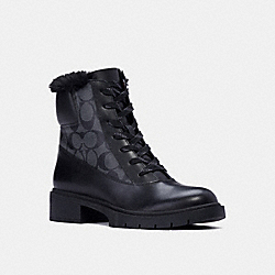 COACH C1263 Layne Boot BLACK