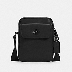 HERITAGE CROSSBODY - QB/BLACK - COACH C1269
