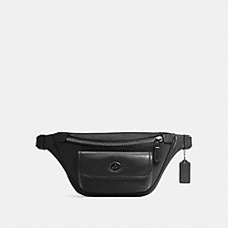 HERITAGE BELT BAG - QB/BLACK - COACH C1277