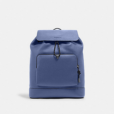 COACH C1280 TURNER BACKPACK QB/BLUE MIST