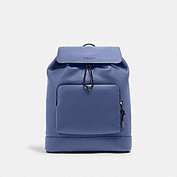 TURNER BACKPACK - QB/BLUE MIST - COACH C1280