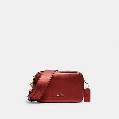 COACH C1300 JES CROSSBODY 20 IM/METALLIC CLAY
