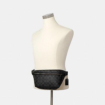 コーチ公式アウトレット | グレード ベルト バッグ シグネチャー キャンバス | ミニバッグ/ボディバッグ/ベルトバッグ