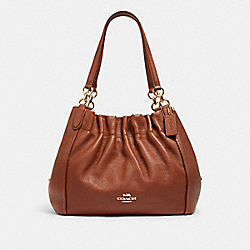 COACH C1454 Maya Shoulder Bag IM/REDWOOD