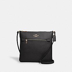 COACH C1556 - ROWAN FILE BAG IM/BLACK