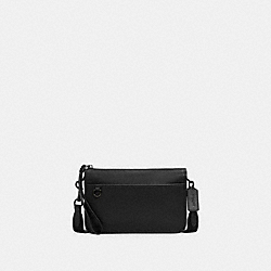 HERITAGE CONVERTIBLE CROSSBODY - QB/BLACK - COACH C1592