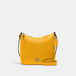 ELLIE FILE BAG - QB/OCHRE - COACH C1648