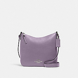 COACH C1648 Ellie File Bag SV/VINTAGE PURPLE